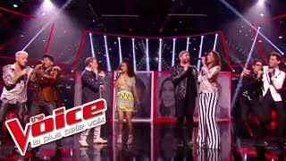 download musica Collégiale coachs et talents « I Feel It Coming » The WeekNd ft Daft Punk The Voice France 2017