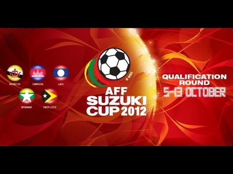 FULL MATCH: Brunei vs Timor Leste - AFF Suzuki Cup 2012 (Qualifying Round)