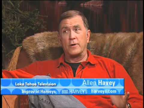 Allan Havey on Howie's Late Night Rush