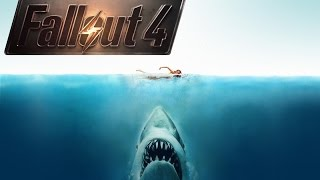 Fallout 4 Easter Eggs: JAWS Movie Easter Egg in Fallout 4!