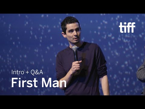FIRST MAN Director And Crew Q&A | TIFF 2018