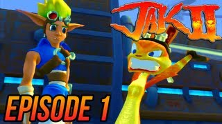 Jak 2 HD Collection - Episode 1 | The Great Escape