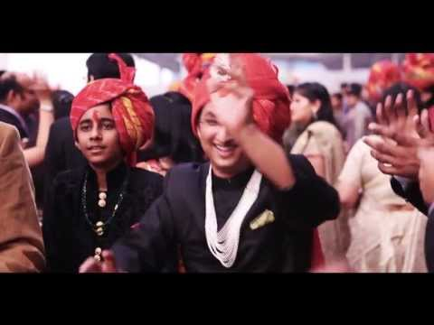 {aakanksha & Siddharth} - The Big Fat Marwari Wedding : Creative Chisel video