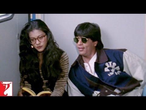 Aapke Paas Chabhi Hai Iski... Just Joking - Scene - Dilwale Dulhania Le Jayenge video