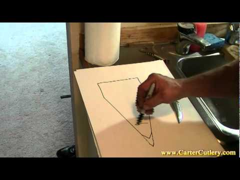 Sharpening Convex Edges - MURRAY CARTER