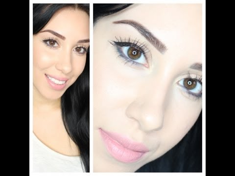 Everyday Eyebrow Tutorial ♥ Simple. Fast. & Waterproof!!!
