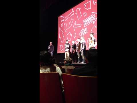 Jeremy Lin - Sundance Q&A after Linsanity
