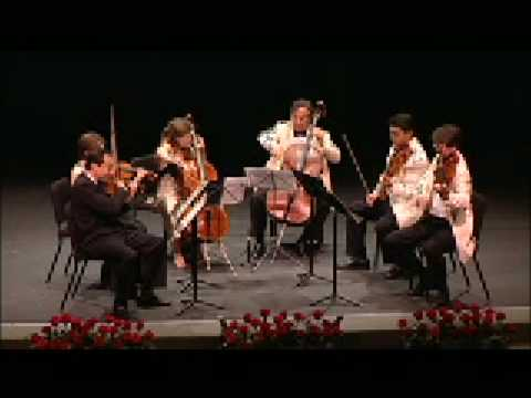 Brahms' Sextet No. 2 in G Major - La Jolla Music Society's SummerFest 2007