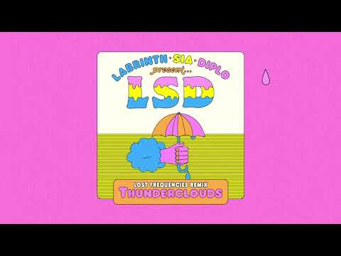 Download Lagu  LSD - Thunderclouds Lost Frequencies Remix  Audio Mp3 Free