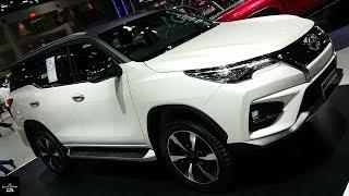 พาชม 2019 Toyota Fortuner 2.8 TRD Sportivo 2 Black Top 4WD ภายนอก ภายใน