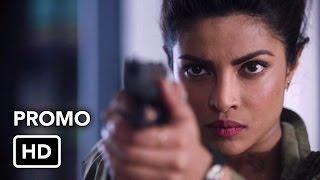 """Quantico Season 2 """"New Season, New Mission"""" Promo (HD)"""