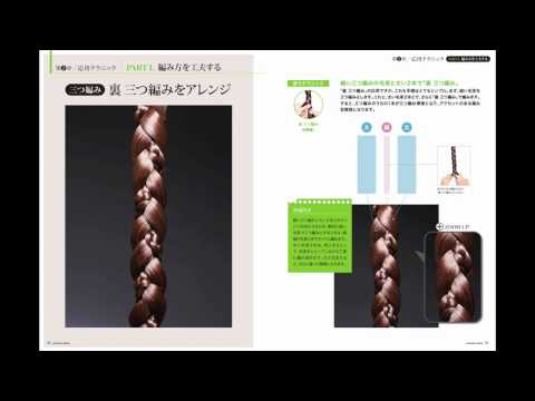 <新井唯夫氏が語る> 『編み込み入門』の魅力 [3/4]  第2章について