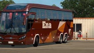 Scania Multi-Axle Ena Extreme Overspeeding