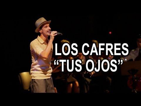 """Los Cafres - Tus ojos (DVD """"25 años"""" Video oficial)"""