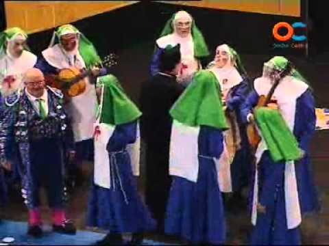 CHIRIGOTA EL NIÃ'O DE LAS MONJAS 24-01-2009