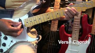 How To Play BRICK HOUSE The Commodores Guitar Lesson EricBlackmonMusicHD Funk Bag