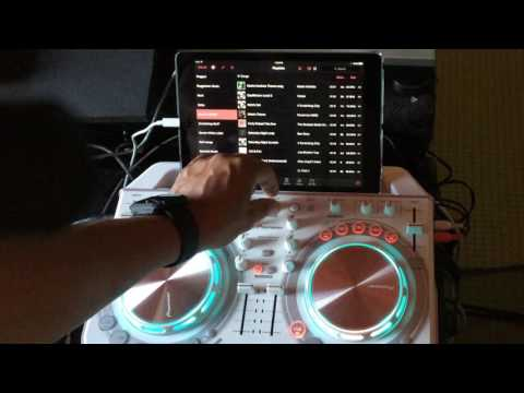 Intro to Scratching on a controller (Masta Hanksta)