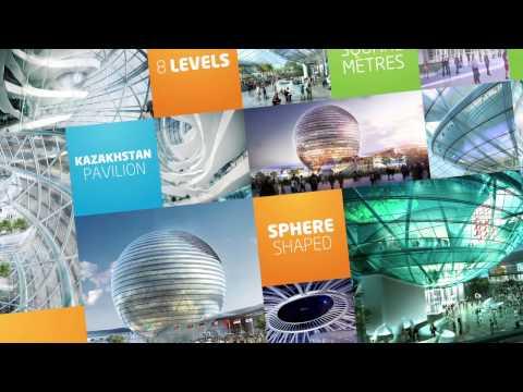 Astana Future Energy - Expo 2017 - Kazakhstan