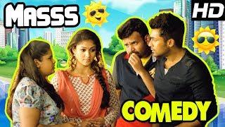 Masss Tamil Movie Comedy Scenes | Surya | Nayantara | Prenji Amaren | Parthiban