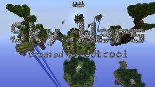 ОПАСНЫЕ ДЫРОКОПЫ - Minecraft Sky Wars - YouTube