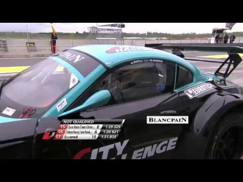 GT1 Qualifying Session Nogaro, France - Official Watch Again   GT World 07-04-12