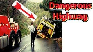 Very Dangerous highway Travel in World | Dangerous road in Bangladesh | Wonder Bangla TV