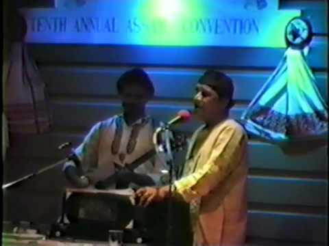 Memorable Performance By Dr. Bhupen Hazarika In Toronto, Canada, 1989, Http:  bhupenda-live video