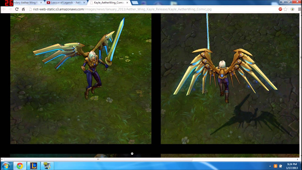 kayles wings are now - photo #6