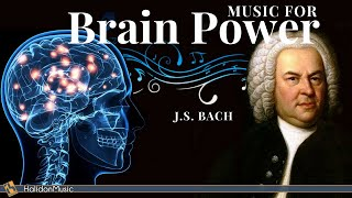 Download Lagu Classical Music for Brain Power - Bach Gratis STAFABAND