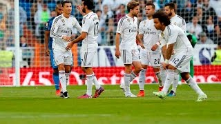Real Madrid 7-3 Getafe Goles Audio Cope 23/05/15 LIGA BBVA