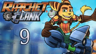 Cry Plays: Ratchet & Clank [P9]