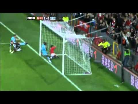 Dimitar Berbatov - Incroyable geste contre West Ham