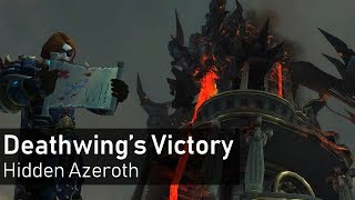 Exploring a Northrend Obliterated by Deathwing