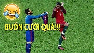 ►  Những tình huống bóng đá hài hước phần 1 | cười không nhặt được mồm!