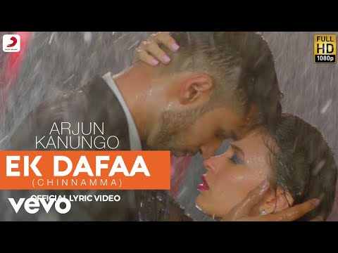 Ek Dafaa - Official Lyric Video | Arjun Kanungo