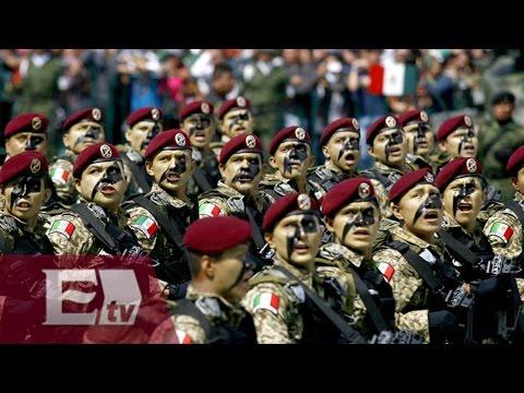 Así se vivió el Desfile Militar en la Cd. de México / Comunidad Yazmin Jalil