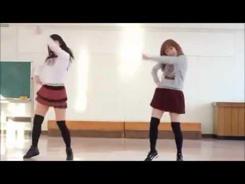 Discotheque Dance-nana Mizuki video