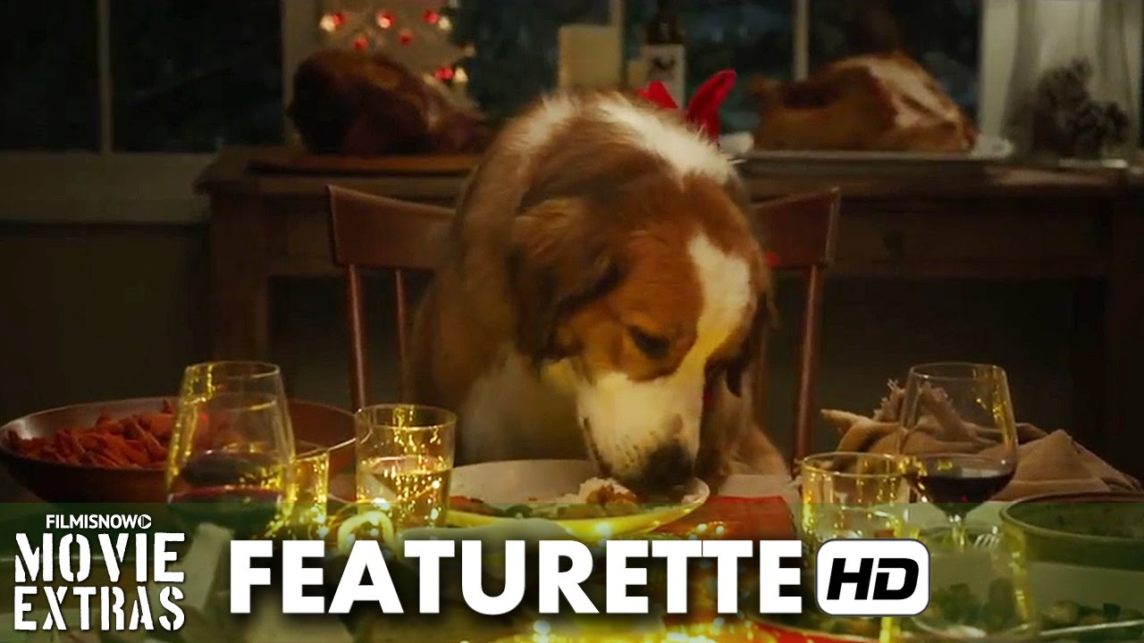 Love the Coopers (2015) Featurette - Rags the Dog