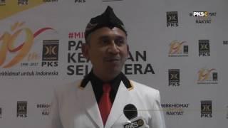 Pesan Budaya Mengingatkan Pada Masyarakat Indonesia Di Milad PKS 19 Tahun