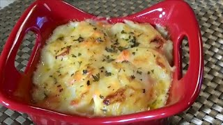 Potato Au Gratin / Potato Pie - Episode 139