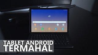 Samsung Galaxy Tab S4 Review by Ridwan Hanif