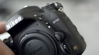 Nikon D750 Camera with Nikon Nikkor AF S 24-120 f4 Lens Unboxing