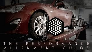 FR-S and BRZ Performance Alignment Suggestions