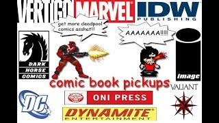 comic book pickups ep 198