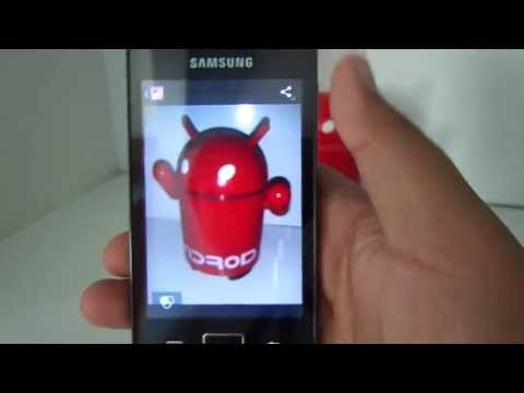 [Update] Android 4.2.2 Jelly Bean en tu Galaxy Ace S5830 (Español)