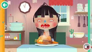 Toka kitchen 2. Video for kids