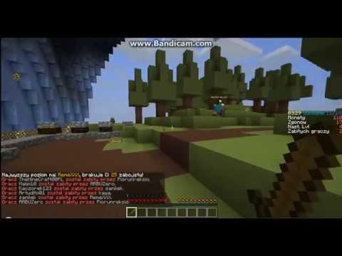 Minecraft gun game serwer mysg pl mini games odc #3