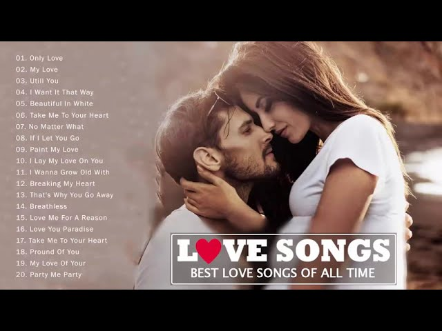 Love Songs 2019 - Top 100 Romantic Songs Ever || WESTlife & ShAYne Ward BAckstrEEt BOYs MLTr thumbnail