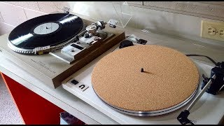 New vs Vintage Turntable. Both the Same Price. Which One Should you Buy?