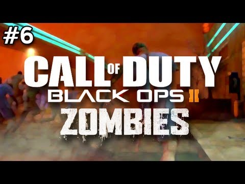 TranZit Zombies: Electro Dude (Black Ops 2)